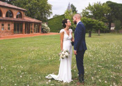 Photo mariage chateau de Mousens Caujac seance couple